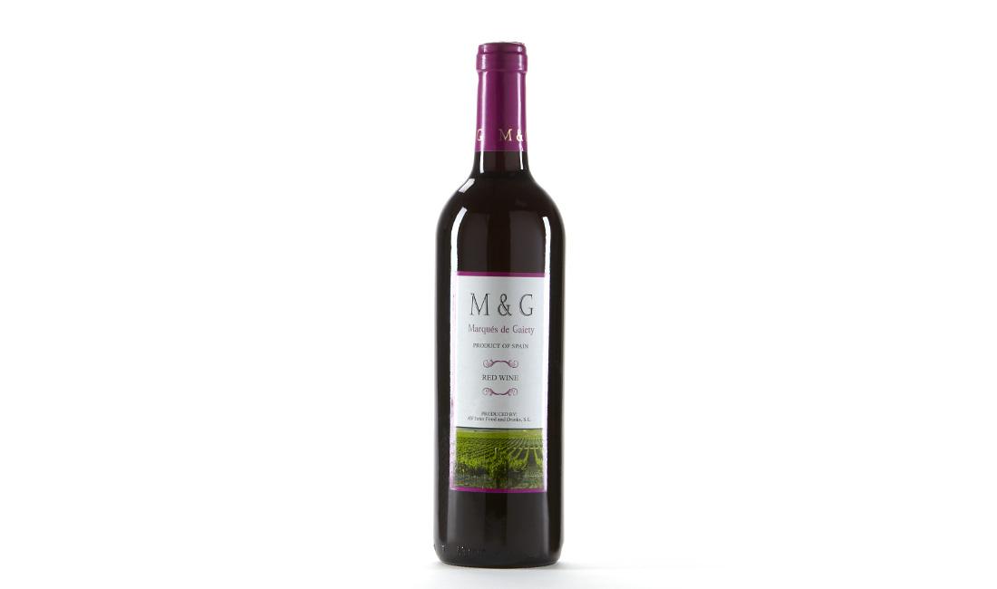 M&G RED WINE1